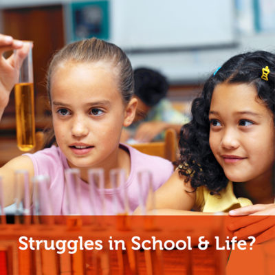 School and life help with Kinetic Konnections