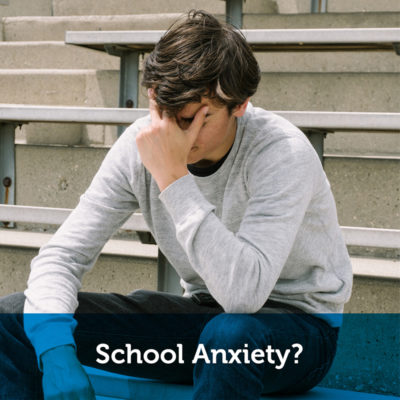 School anxiety help with Kinetic Konnections