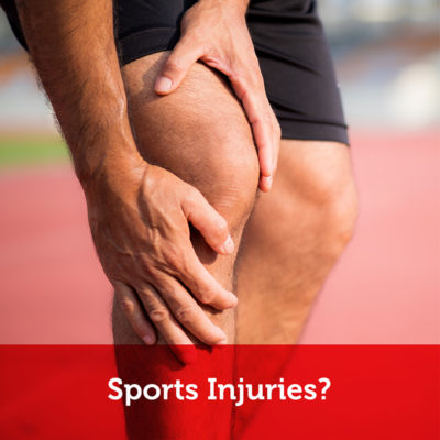 Sports injuries help with Kinetic Konnections