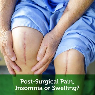 Post Surgical Pain help with Kinetic Konnections