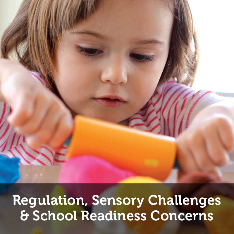 regulation, sensory challenges, school readiness