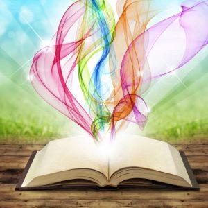 magic ribbons book
